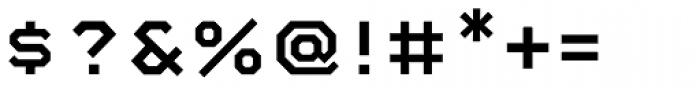Mashine Font OTHER CHARS