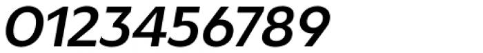 Masny Regular Italic Font OTHER CHARS