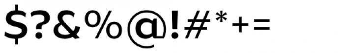 Masny Regular Font OTHER CHARS