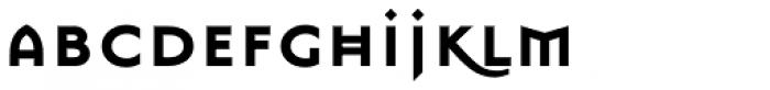 Mason Sans Bold Font LOWERCASE