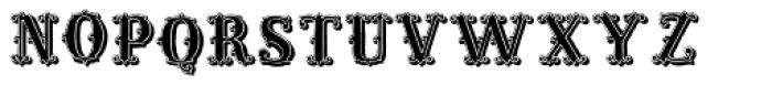 Massel Two Font LOWERCASE