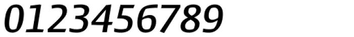 Massif Pro SemiBold Italic Font OTHER CHARS