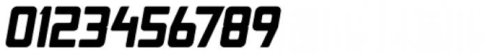 Massiva GrotesQ Oblique Font OTHER CHARS