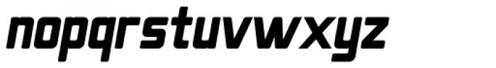 Massiva GrotesQ Oblique Font LOWERCASE