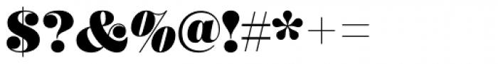 Mastadoni G4 Font OTHER CHARS