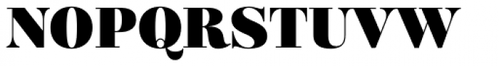 Mastadoni G4 Font UPPERCASE