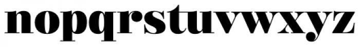 Mastadoni G4 Font LOWERCASE