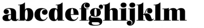 Mastadoni G5 Font LOWERCASE
