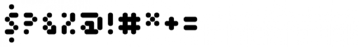 Mastertext Plain Font OTHER CHARS