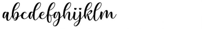 Masthina Masthina Font LOWERCASE