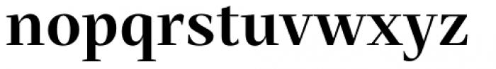 Mastro Sub Head Bold Font LOWERCASE