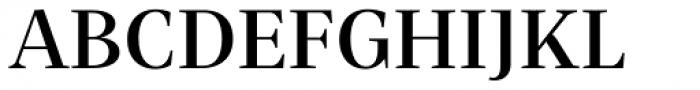 Mastro Sub Head Semi Bold Font UPPERCASE