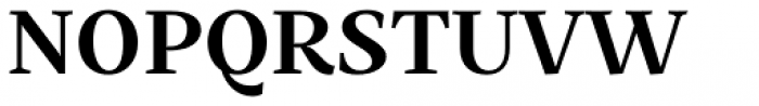 Mastro Text Bold Font UPPERCASE