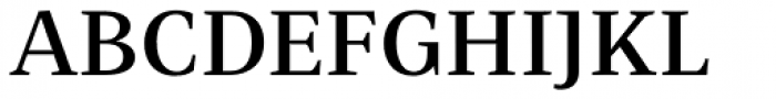 Mastro Text Semi Bold Font UPPERCASE