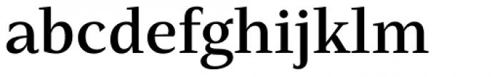 Mastro Text Semi Bold Font LOWERCASE