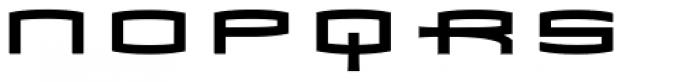 Mata Condensed Bold Font UPPERCASE