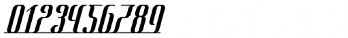 Mata Hari Parisienne Italic Font OTHER CHARS
