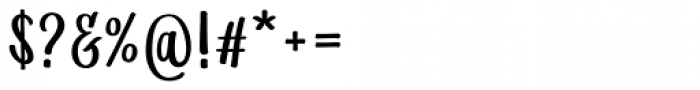 Matahati Font OTHER CHARS