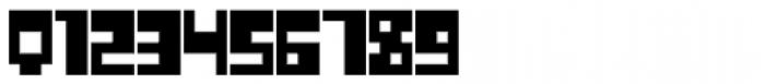 Matchbox Font OTHER CHARS