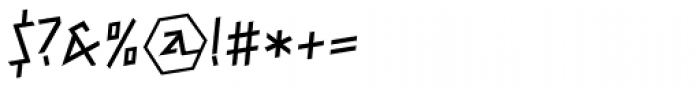 Mateo Pro Roman Font OTHER CHARS