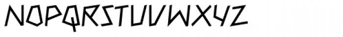 Mateo Pro Roman Font UPPERCASE