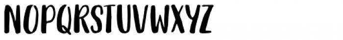 Mates Malty Marker Font UPPERCASE