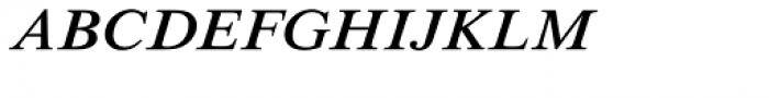 Math & Technical 17 Font UPPERCASE