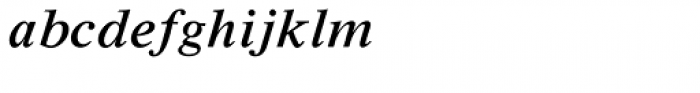 Math & Technical 17 Font LOWERCASE