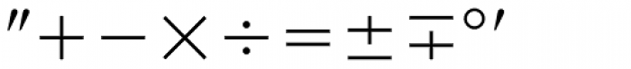 Mathematical Pi 1 Font OTHER CHARS