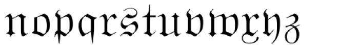 Mathematical Pi 2 Font LOWERCASE