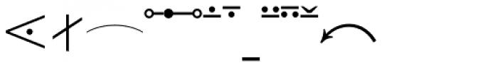Mathematical Pi 5 Font UPPERCASE