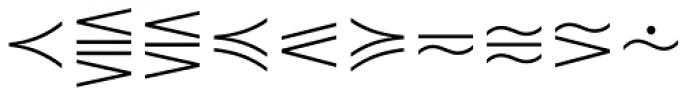 Mathematical Pi 5 Font LOWERCASE