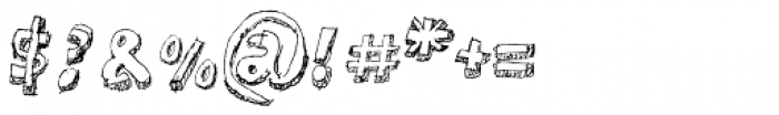 Mati Font OTHER CHARS