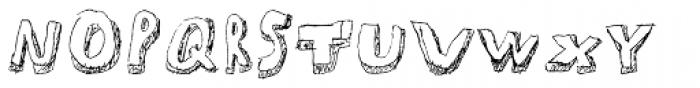 Mati Font UPPERCASE