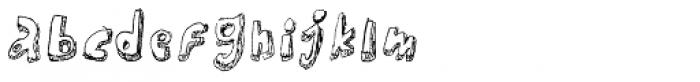 Mati Font LOWERCASE
