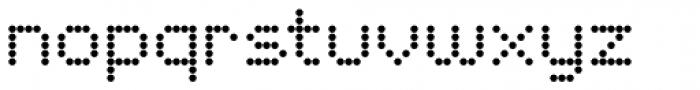Matrise Pro Font LOWERCASE