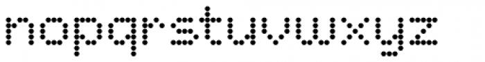 Matrise Text Pro Font LOWERCASE