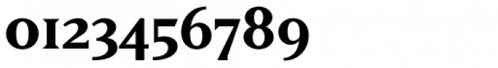 Matrix II Bold Font OTHER CHARS