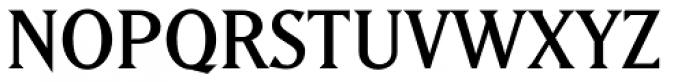 Matrix II Regular Font UPPERCASE