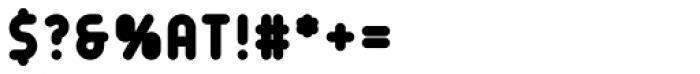 Matryoshka M Font OTHER CHARS
