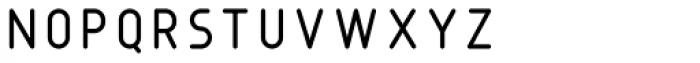 Matryoshka XS Font UPPERCASE