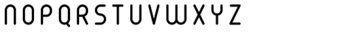 Matryoshka XS Font LOWERCASE