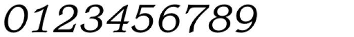 Matt Antique Italic Font OTHER CHARS