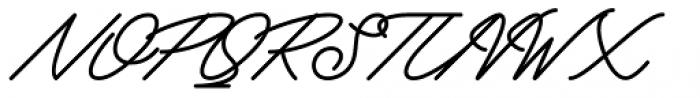 Mattcool Regular Font UPPERCASE