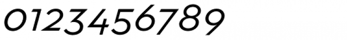 Matteo Italic Font OTHER CHARS