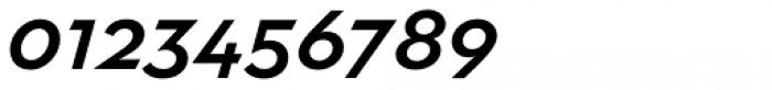 Matteo Semibold Italic Font OTHER CHARS