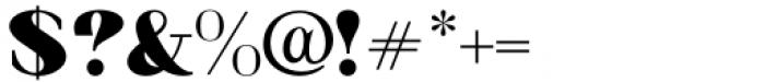 Matterdi Black Font OTHER CHARS
