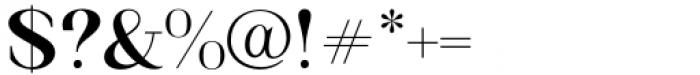 Matterdi Medium Font OTHER CHARS