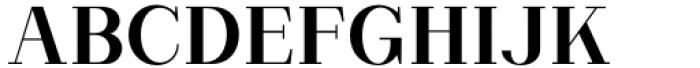 Matterdi Medium Font UPPERCASE