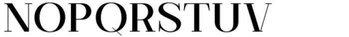 Matterdi Regular Font UPPERCASE